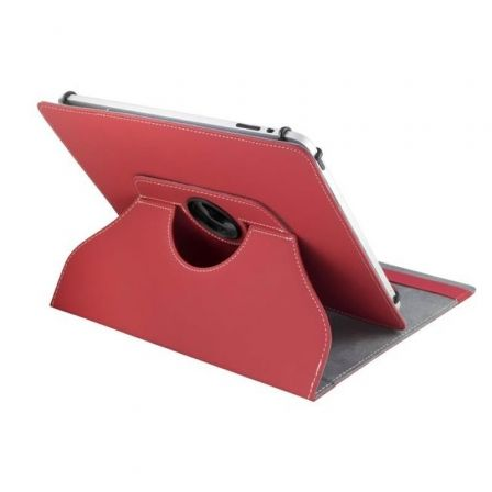 FUNDA UNIVERSAL E-VITTA ROTATE 360 RED PARA TABLET 9-10.1'/17.78-25.6CM