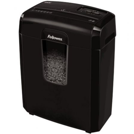 DESTRUCTORA FELLOWES 8MC