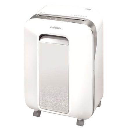 DESTRUCTORA FELLOWES LX201 BLANCA