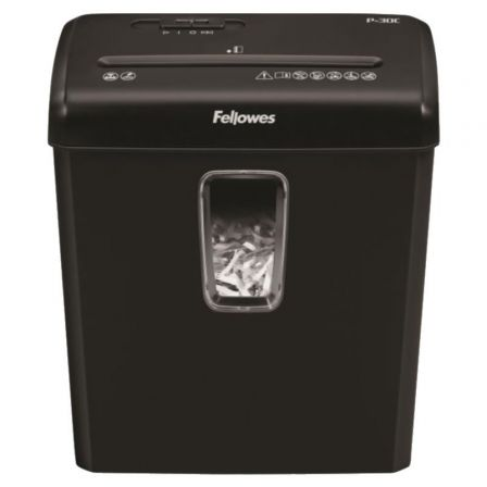 DESTRUCTORA FELLOWES P-30C