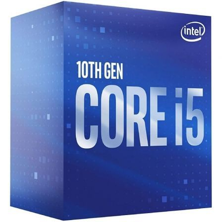 Procesador Intel Core i5-10500 3.10GHz